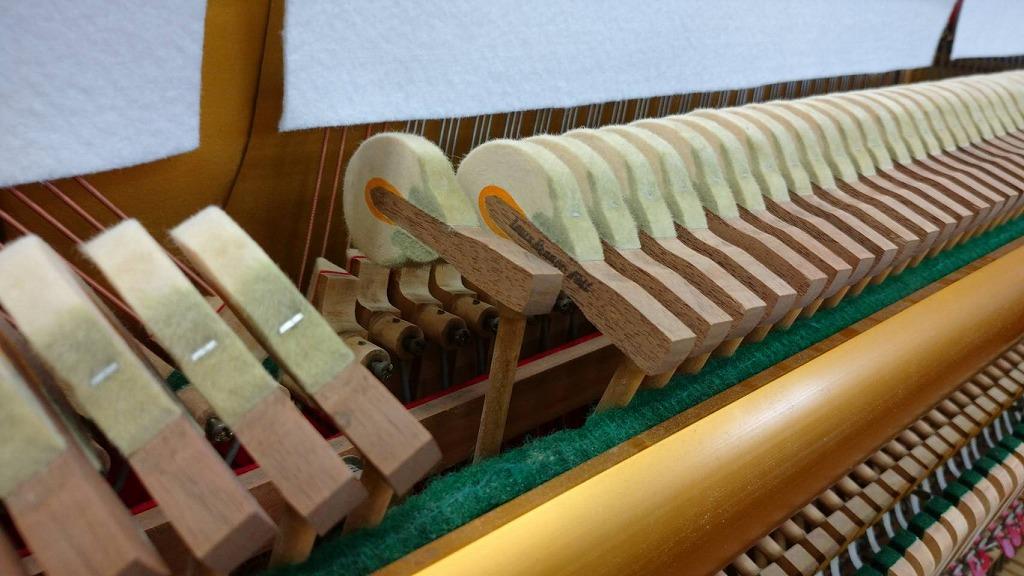 ピアノハンマー