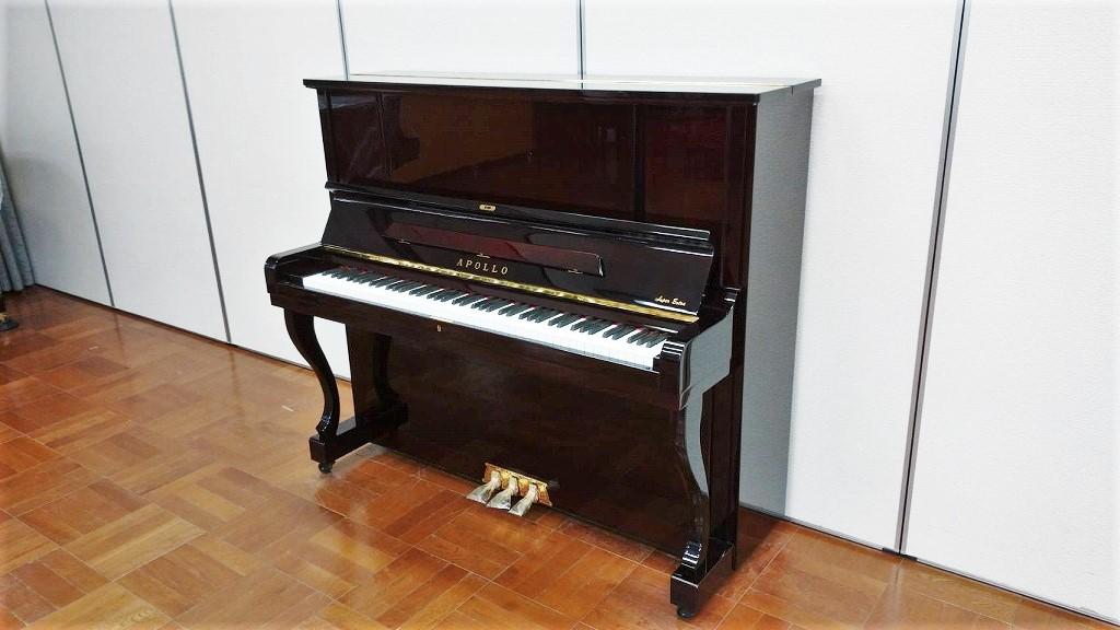 ピアノ全体像